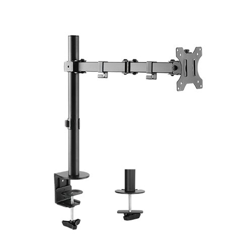 lcd stand single monitor
